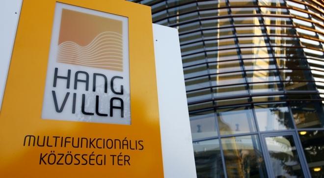 A Hangvilla
